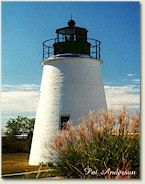 Piney Point Lighthouse Maryland  Where I got married!