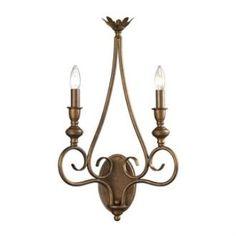 Elk Lighting 31390/2 Hamilton - Two Light Wall Sconce