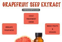 POWERFUL USES FOR GRAPEFRUIT SEED EXTRACT