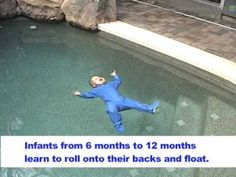 Would your child be able to survive if he or she fell into the water? Infant Swimming Resource's Self-Rescue™ program is the world's safest provider of survival swimming lessons for infants and young children.
