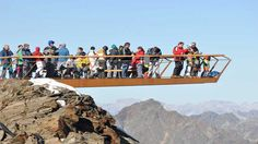 The Grand Canyon Skywalk and Other Precarious Places ~