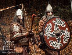 Cool shield, Germanic/goth/Dacian design?