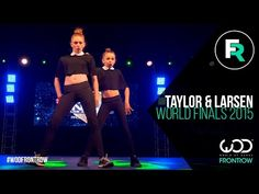 Taylor Hatala & Larsen Thompson | FRONTROW | World of Dance Finals 2015 | #WODFINALS15 #UrbanDance #HipHopDance - http://fucmedia.com/taylor-hatala-larsen-thompson-frontrow-world-of-dance-finals-2015-wodfinals15-urbandance-hiphopdance/