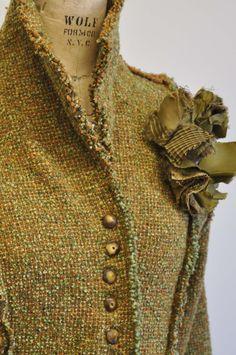 Hobo Jacket by Krista Larson