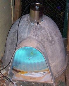 heated dog house