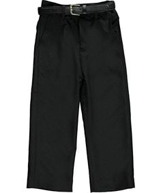 Toddler Black Dress Pants - Fn Dress