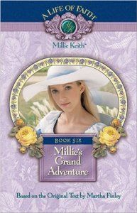 Millie's Grand Adventure, Book 6 by Martha Finley. $20.00. 224 pages. Series - Life of Faith, A: Millie Keith Series (Book 6). Publication: September 1, 2002. Author: Martha Finley. Publisher: Zonderkidz; Adapted edition (September 1, 2002)