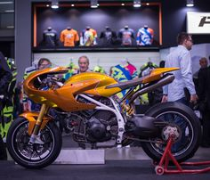 EICMA 2015 #motorcycles #caferacer #motos | caferacerpasion.com