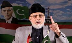 Neither democracy nor parliament present in Pakistan: Dr Tahir-ul-Qadri addresses May 11 demonstrations