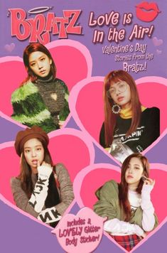 part of the bratz magazine as kpop girls on We Heart It Retro Aesthetic, Kpop Aesthetic, Kpop Posters, Blackpink Photos, Graphic Design Posters, Retro Graphic Design, Photo Wall Collage, K Idol, Aesthetic Pictures
