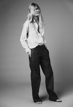 Constance Jablonski by Nick Dorey for Twin Magazine #style #fashion #editorial