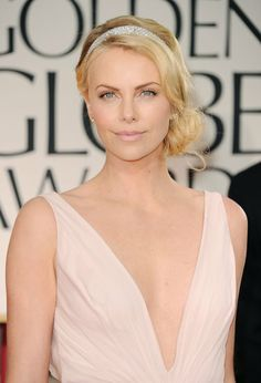 Charlize Theron and more celebrities who love Gatsby hair!