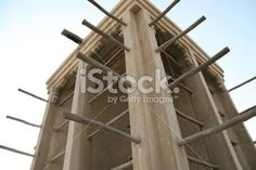Wind Tower Royalty Free Stock Photo