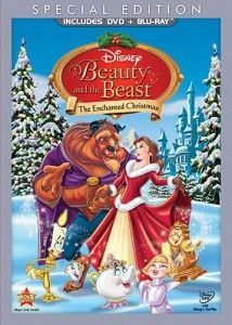beauty and the beast the enchanted christmas and more on the list of the best - Christmas Animated Movies
