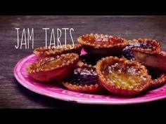 How to make jam tarts - recipe video Enid Blyton Stories, Enid Blyton Books, The Secret Seven, Jam Tarts, Tarts Recipe, How To Make Jam, Food Videos, Cook, Baking