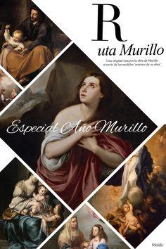 Una ruta por la obra de #Murillo a través de sus modelos 'secretos'. Nuevo artículo en nuestros blog #MaletaMundi