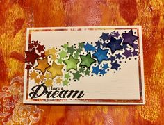 And I love how Nice just white bazzil, some inks and some stickles can turn out:) I Have A Dream, My Love, Ranger Ink, Punch Out, Big Star, Distress Ink, Tim Holtz, Rainbow Colors, I Card