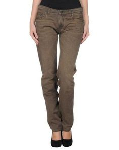 #Cellar door pantaloni jeans donna Testa di moro  ad Euro 70.00 in #Cellar door #Donna jeans pantaloni jeans