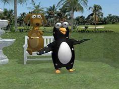 The Penguin Polka from MusicK8.com