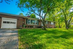 Wow, check it out! Great brick ranch with full basement on OVER ONE ACRE with fenced yard in rapidly-growing Portage. Recently remodeled bathrooms and new windows throughout. Front living room has a HUGE window and tall brick fireplace. Refinished hardwood flooring in bedroom! Basement is unfinished but framed and has plumbing roughed in for wet bar.  The basement has a new NOVA interior drain tile system with transferable warranty. MASSIVE SHED and back patio. All this while enjoying your…