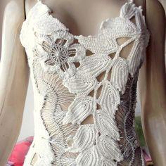 IRISH CROCHET BOLERO | Minha foto | Cool Crochet - Clothing