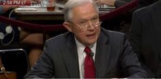 'An appalling and detestable lie': Sessions opens by blasting Dems, vows he will not be 'deterred' nor intimidated