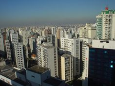 https://flic.kr/p/j3RRd | more Sao Paulo skyline | Sao Paulo is an amazingly HUGE city. Hi-rises for as far as the eye can see...  Best seen large.