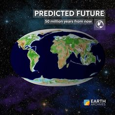 Although geologists are fairly confident in their predictions for the next 25 million years of continental movement any predictions after that are highly speculative. There are many theories for the future development of the Earth one of the most popular is Pangea Ultima which we'll be taking you through. On the way to the next supercontinent - Pangea Ultimate - 50 million years from now North America is predicted to shift slightly west and Eurasia would shift to the east and possibly even…