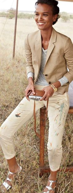 Safari | J.Crew. | ~LadyLuxury~