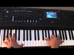 How to play Writing's On The Wall - Sam Smith - 007 Spectre James Bond T...