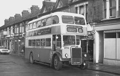 Southend Leyland PD2