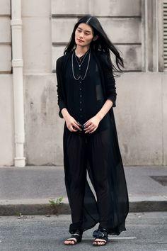Paris Couture F/W12 Ming Xi