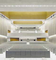 #architettura, #fotografia Università #Bocconi, #Grafton Architects, #Milano, #GuidoAntonelli