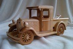 1928 Chev Pickup - Por Alongiron@LumberJocks.com ~ comunidad párr Trabajar la madera