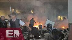 ÚLTIMA HORA: Disparos y explosiones en aeropuerto de Turquía / Yuriria...