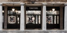 Inside the first global Tom Ford beauty store - HarpersBAZAARUK