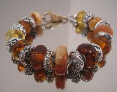 Trollbeads Chinese Zodiac & amber