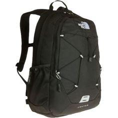 Schwarzer praktischer #Rucksack ab 59,95€ ♥ Hier kaufen: http://stylefru.it/s292225 #northface #tasche