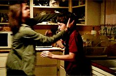"""When Callie and Jude are reunited. 