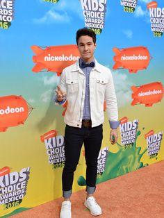 MICHAEL RONDA en los Kids Choice Awards Mexico 2017