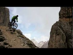 Mountainbike Dolomiten extreme by Colin Stewart.mov