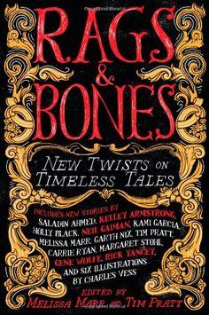 Rags & Bones: New Twists on Timeless Tales by Melissa Marr https://www.amazon.com/dp/0316212946/ref=cm_sw_r_pi_dp_BxzIxbN4TFF7P