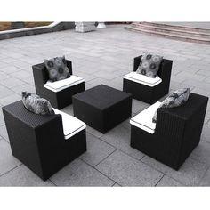 Geo-Cube | WoodlandDirect.com: Outdoor Furniture, Contemporary Furniture, Patio Furniture