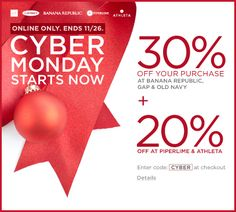 Cyber Monday Coupon Codes 2012