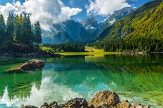 Laghi di Fusine by arno hemmer on 500px