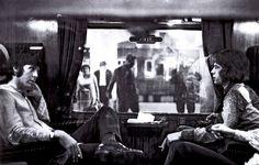 Paul McCartney and Mick Jagger, 1967