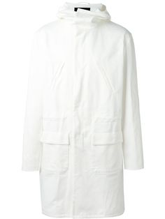 Shop Raf Simons parka with back patch - isolated heroes in Hostem from the world's best independent boutiques at farfetch.com. Shop 400 boutiques at one address.
