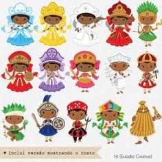 Religion In Africa, Shango Orisha, Holy Mary, Sacred Art, Carina, Emoji, Stencils, Clip Art, Kawaii