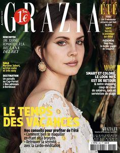 Une rencontre, le temps d'une journée, avec Lana Del Rey et aussi un dossier consacré aux vacances, à l'été...