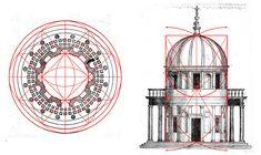 sacred geometry in rome